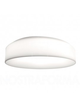 Ceiling lamp Martinelli Luce Hole-Light design Luisa Bocchietto