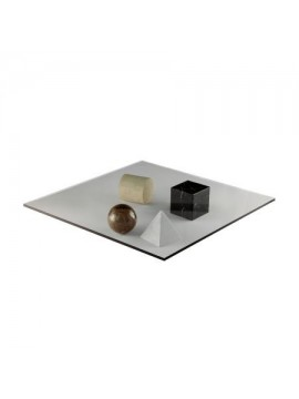 Coffee table Martinelli Luce Metafora 1979 design Lella & massimo Vignelli