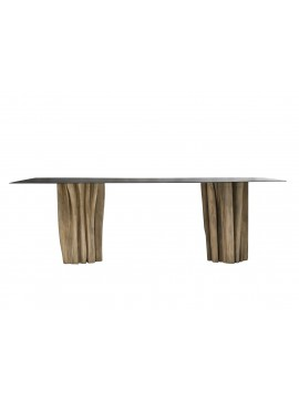 Table Gervasoni Brick 34 design Paola Navone