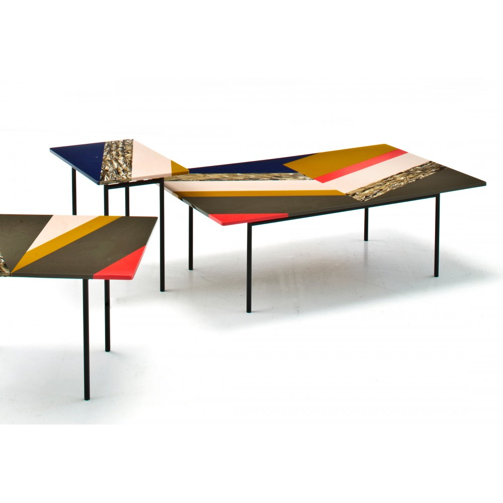 Table Basse Moroso M A S S A S Fishbone Table Design Patricia