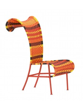 Chaise Moroso Shadowy - Sunny design Tord Boontje