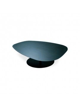 Coffee table - oak Moroso Phoenix design Patricia Urquiola