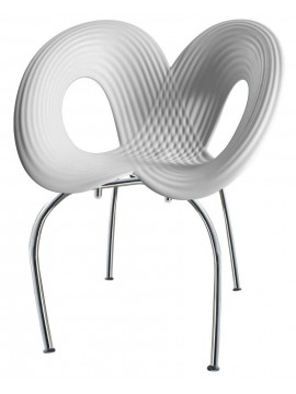 Chair Moroso Ripple design Ron Arad