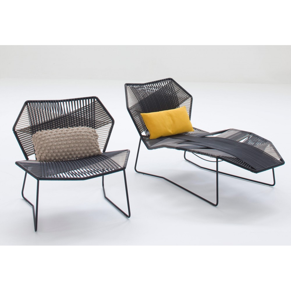 chaise longue moroso tropicalia design patricia urquiola progarr. Black Bedroom Furniture Sets. Home Design Ideas