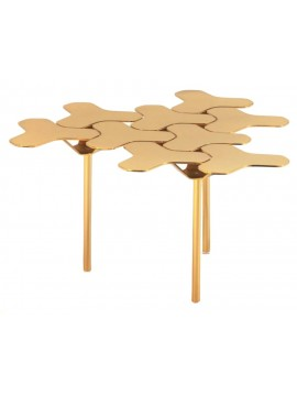 Coffee table Moroso Nanook design Philippe Bestenheider