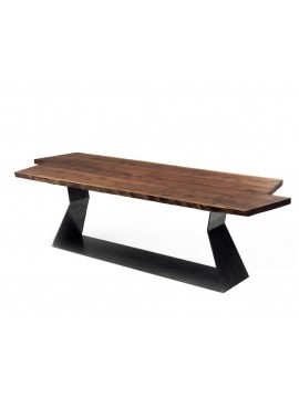 Table Riva 1920 Bedrock Plank B design Terry Dwan