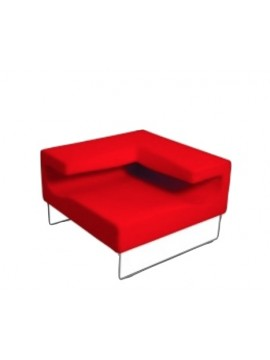 Angle terminal Moroso Lowseat design Patricia Urquiola