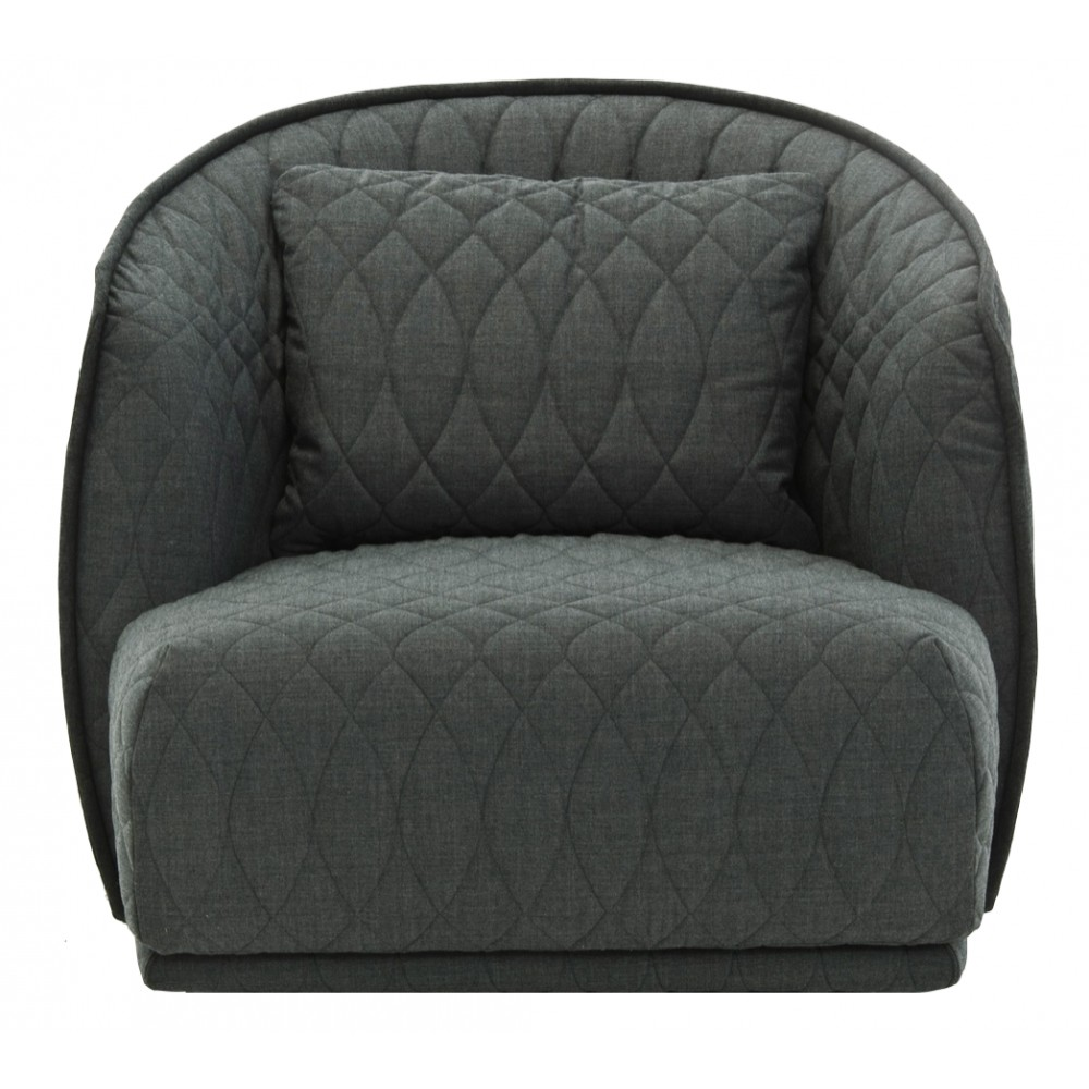 fauteuil moroso redondo design patricia urquiola. Black Bedroom Furniture Sets. Home Design Ideas