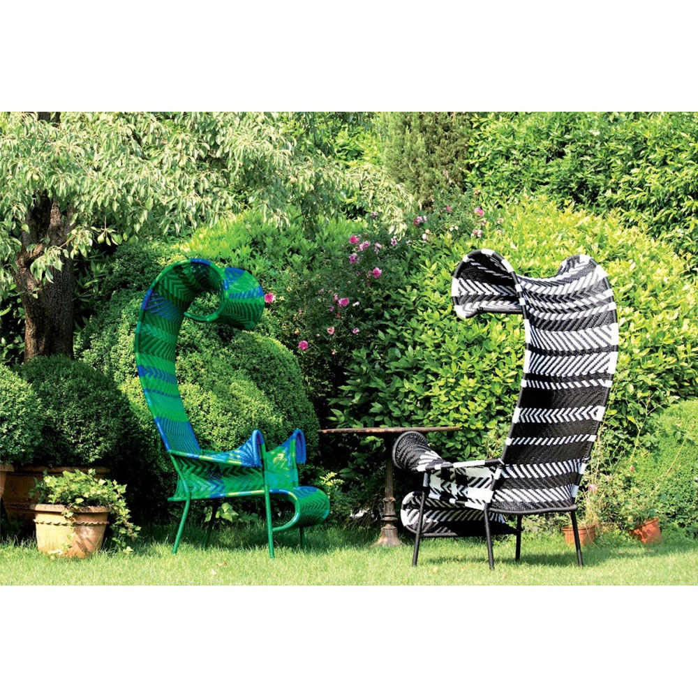 Chaise longue moroso m afrique shadowy design tord boontje for Chaise longue design exterieur