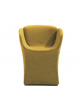 Chair / Small armchair Moroso Bloomy design Patricia Urquiola