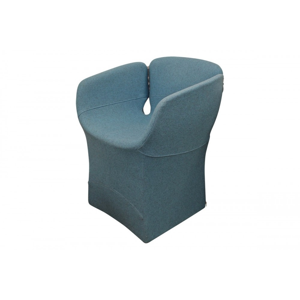 Chair / Small armchair Moroso Bloomy design Patricia ...