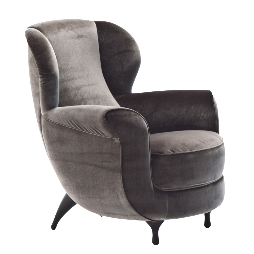 fauteuil moroso big mama papy bergere design massimo. Black Bedroom Furniture Sets. Home Design Ideas