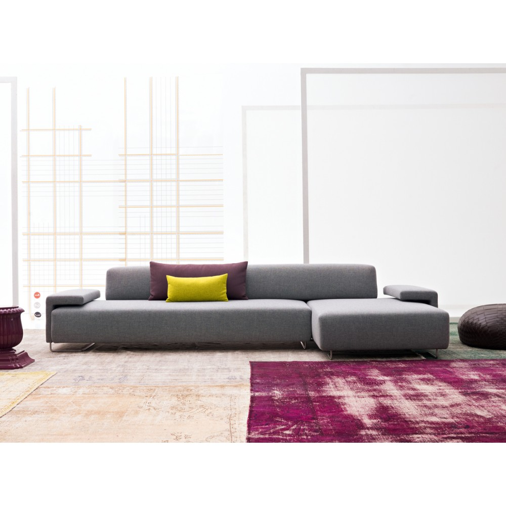 modular sofa moroso lowland design patricia urquiola progarr. Black Bedroom Furniture Sets. Home Design Ideas