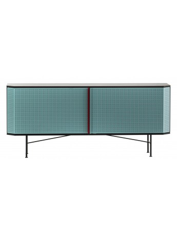 Storage unit Diesel with Moroso Perf design Diesel Creative Team