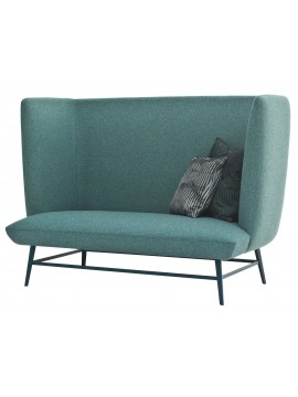 Sofa Diesel with Moroso Gimme Shelter design Diesel Creative Team