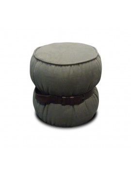 Pouff Diesel with Moroso Chubby Chic design Diesel Creative Team