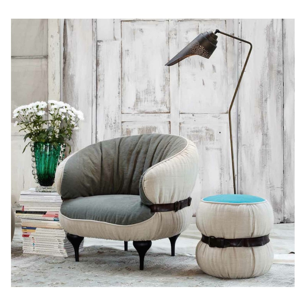 Ottoman Diesel With Moroso Chubby Chic Design Diesel