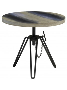 Table basse Diesel with Moroso Overdyed Side Table design Diesel Creative Team