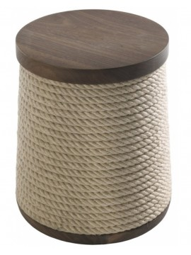 Stool Riva 1920 Rope Stool design Jamie Durie