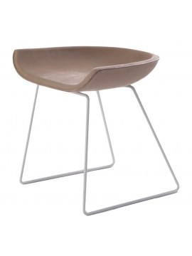 Stool Riva 1920 Butterfly design Davide and Maurizio Riva