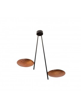 Ceiling lamp Catellani & Smith Lederam C2