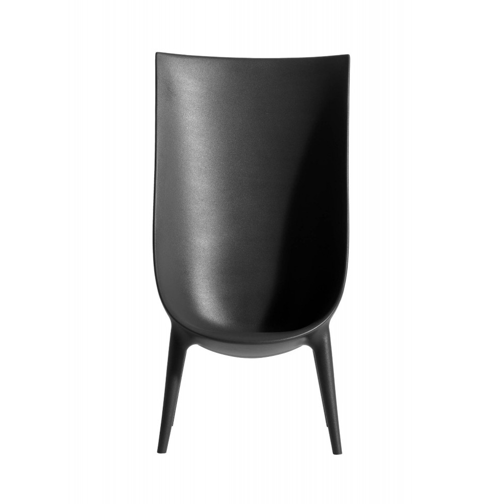 fauteuil driade out in dossier haut design philippe starck e. Black Bedroom Furniture Sets. Home Design Ideas