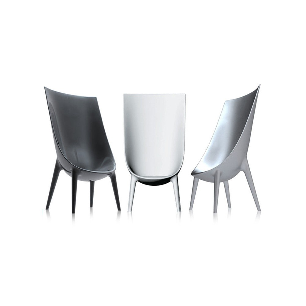 armchair driade out in high backrest design philippe starck and. Black Bedroom Furniture Sets. Home Design Ideas