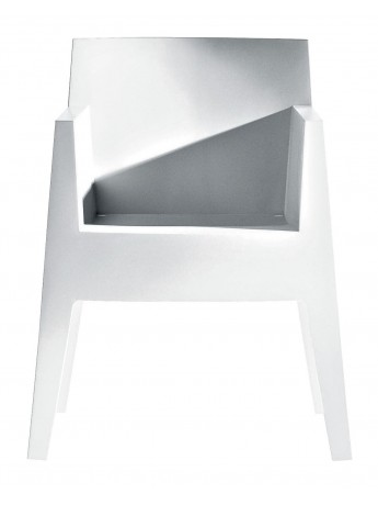 Stackable chair Driade Toy design Philippe Starck