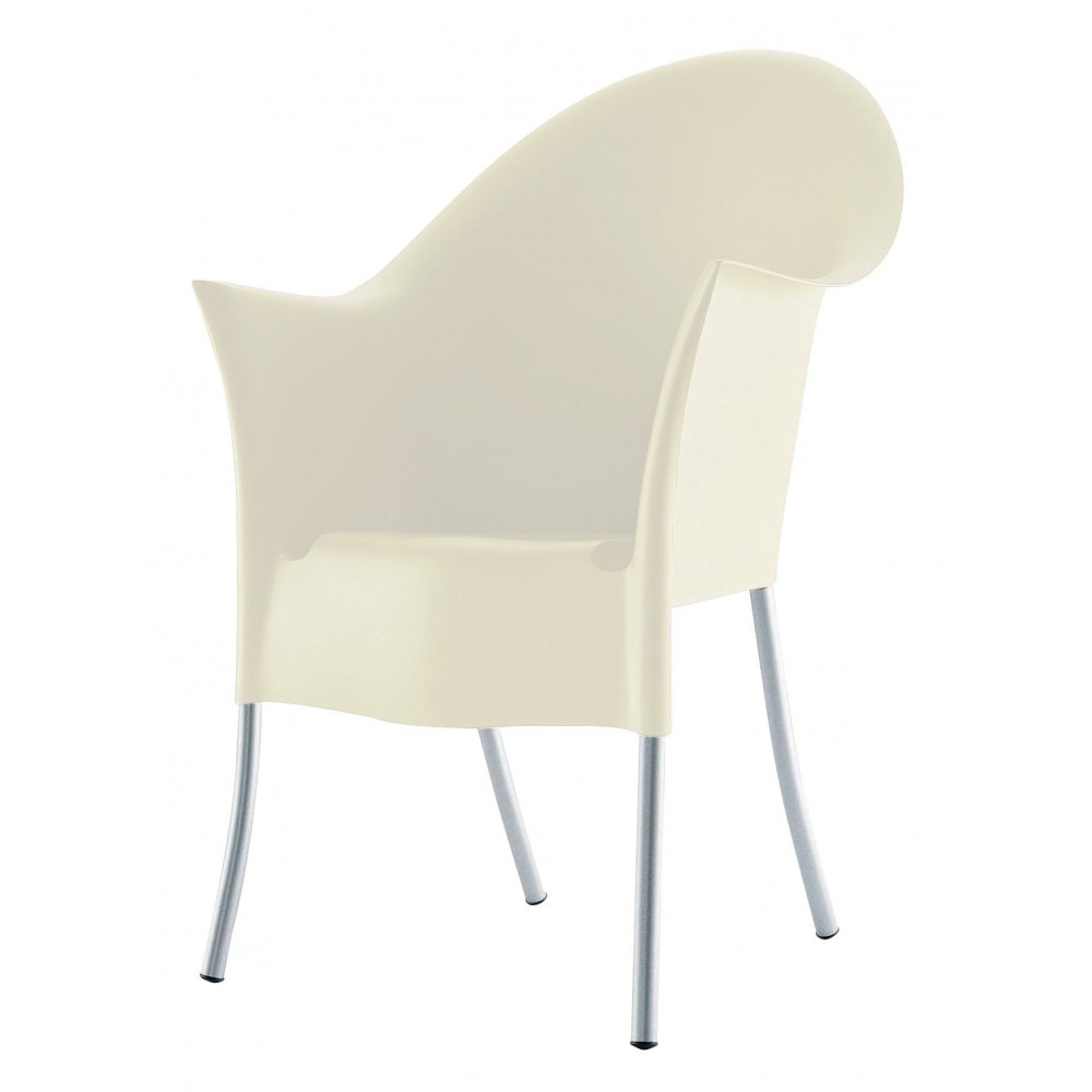 Armchair chair driade lord yo design philippe starck progarr - Chaise design starck ...
