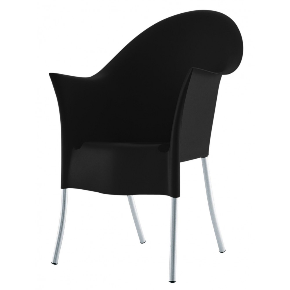 fauteuil empilable chaise driade lord yo design philippe starck. Black Bedroom Furniture Sets. Home Design Ideas