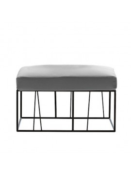 Coffee table / ottoman Driade Hervé design Lievore Altherr Molina