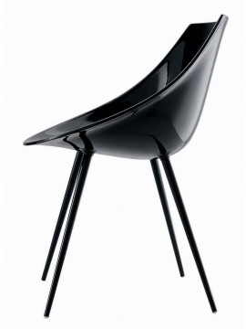 chaise driade lago design philippe starck. Black Bedroom Furniture Sets. Home Design Ideas