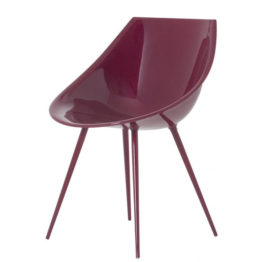 Chair driade lago design philippe starck progarr - Chaise design starck ...