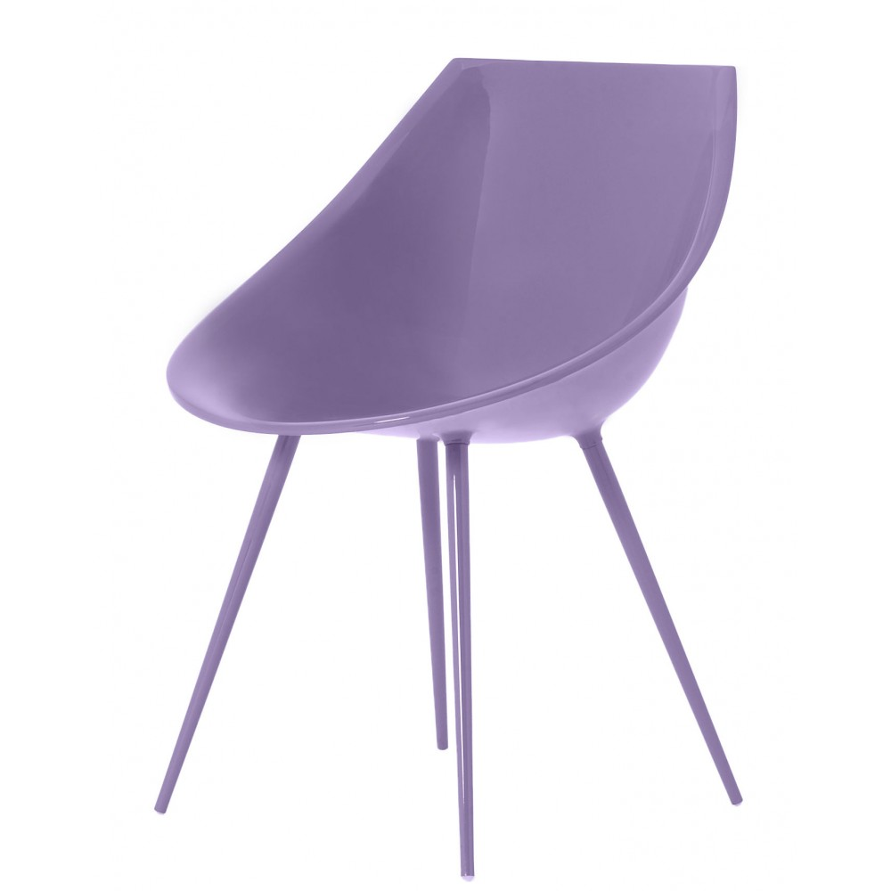 Chair driade lago design philippe starck progarr for Philippe starck chair