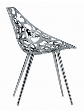 Armchair Driade Miss Lacy design Philippe Starck