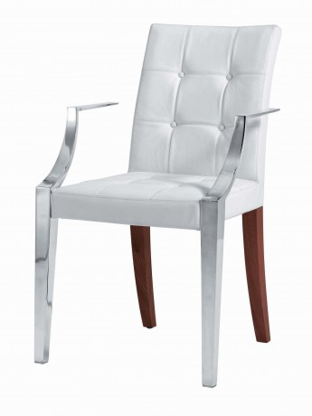 Chaise Driade Monseigneur design Philippe Starck on