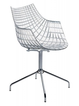 Armchair Driade Meridiana design Christophe Pillet