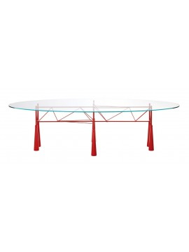 Table Driade Lybra design Elliott Littman