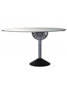 Table / Mirror Driade Psiche design Philippe Starck