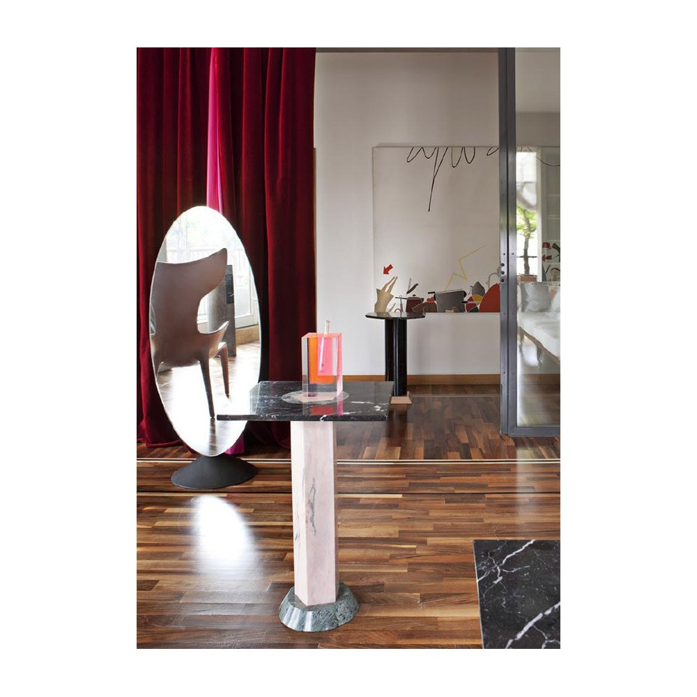 table miroir driade psiche design philippe starck. Black Bedroom Furniture Sets. Home Design Ideas