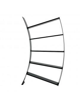 Bookshelves Driade Virgo design Xavier Lust