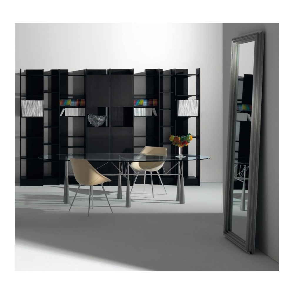 Biblioth que meuble driade connor design antonia astori for Meuble bibliotheque design