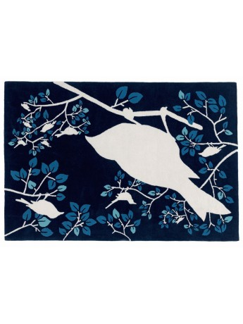 Carpet Driade Birds design Ed Annink