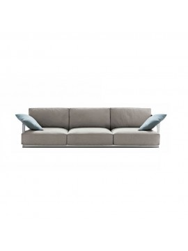 Sofa Driade Lisiere - 3 seats design Carlo Colombo