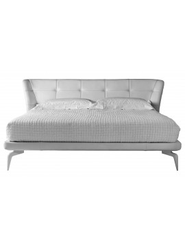 Bed double Driade Leeon design Ludovica & Roberto Palomba