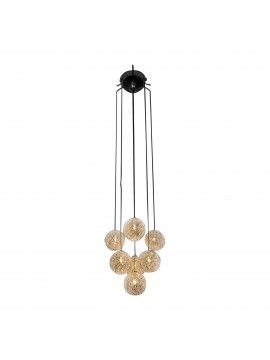 Lampe suspension Catellani & Smith Sweet Light Grappolo 13 lumières