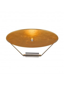 Lamp ceiling Catellani & Smith Disco d'Oro