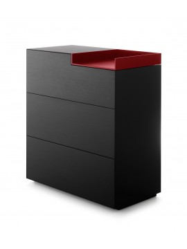 Chest of drawers Mdf Italia Inmotion design Eva Paster - Michael Geldmacher - Neuland