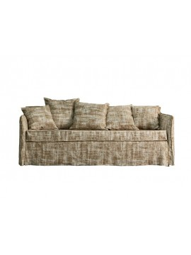 Sofa / bed Gervasoni Ghost 19 design Paola Navone