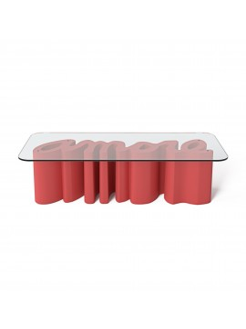 Coffee table Slide design Amore design Giò Colonna Romano